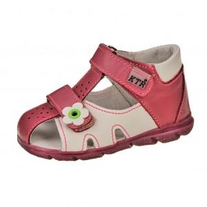 Dětská obuv Sandály KTR 119/120  /růžová -  Sandály