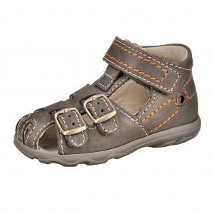 Dětská obuv Sandálky Richter 2106  /pebble/apricot -  Sandály