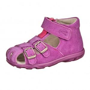 Dětská obuv Sandálky Richter 2102  /chryzant/fuchsia - X...SLEVY  SLEVY  SLEVY...X