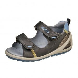 Dětská obuv ECCO Lite infants sandal  /dark shadow +++ - Boty a dětská obuv
