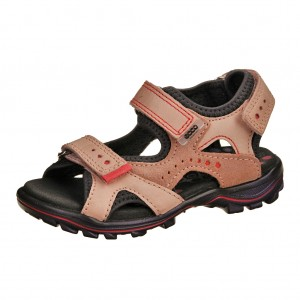Dětská obuv ECCO Urban Safari     /silver pink  - Boty a dětská obuv