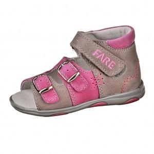 Dětská obuv Sandály  Fare 562153 - X...SLEVY  SLEVY  SLEVY...X