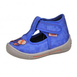 Dětská obuv Domácí obuv Superfit 5-00252-84 -  Na doma a do škol(k)y