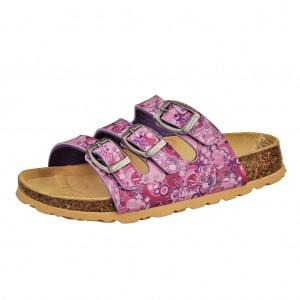 Dětská obuv Domácí obuv Superfit 5-00113-74 -  Na doma a do škol(k)y