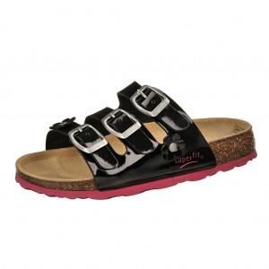 Dětská obuv Domácí obuv Superfit 5-00125-00 -  Na doma a do škol(k)y