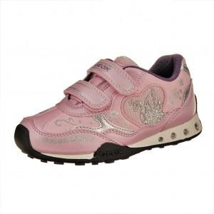 Dětská obuv GEOX J.N. Jocker G.B.  /pink -