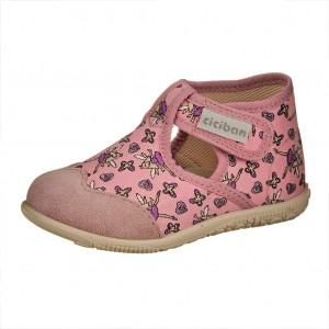 Dětská obuv Domácí obuv Ciciban Winnie -  Na doma a do škol(k)y