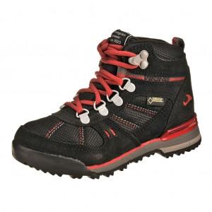Dětská obuv VIKING Yukon GTX  /blk/red -