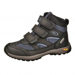 Dětská obuv Brütting Snowfun V  schwarz blau - 65199a6b60