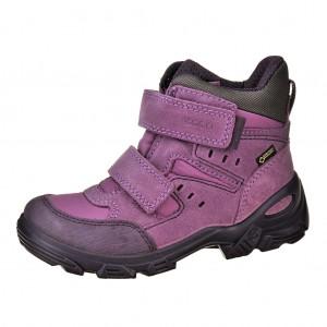 Dětská obuv ECCO Snowboarder    /night shade - Boty a dětská obuv