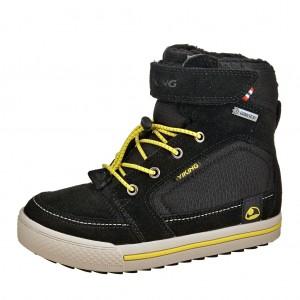 Dětská obuv VIKING Zing GTX   /black/yellow -