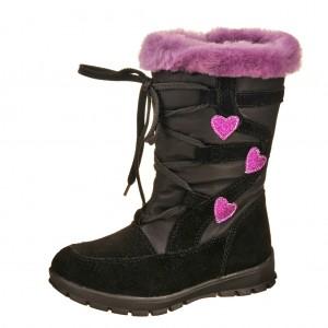 Dětská obuv Protetika Reta  /black -  Zimní