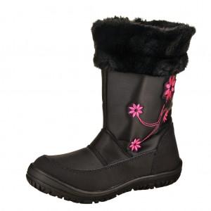 Dětská obuv Protetika Korina /black -  Zimní