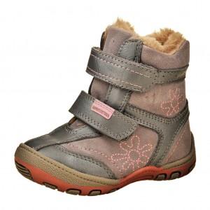 Dětská obuv Protetika Amanda  /grey -  Zimní