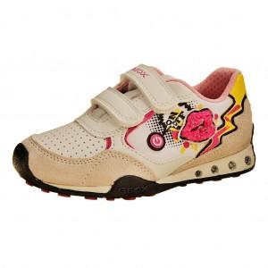 Dětská obuv GEOX J.N. Jocker G.B.  /white -