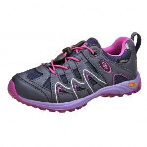 Dětská obuv Brütting Vision low Kids  /lila/pink - Boty a dětská obuv