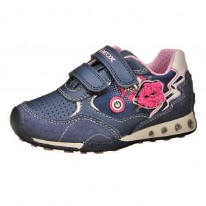 Dětská obuv GEOX J.N. Jocker G.B.  /navy -