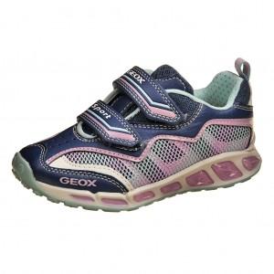 Dětská obuv GEOX J Shuttle G  /avio/pink -