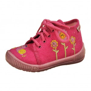 Dětská obuv Domácí obuv Superfit 6-00254-63 -  Na doma a do škol(k)y