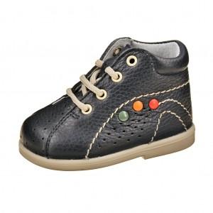 Dětská obuv Capáčky DPK K51077  modré - První krůčky 31e6b99d88