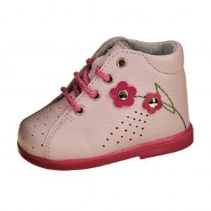 Dětská obuv Capáčky DPK  K51077  /růžové - Boty a dětská obuv