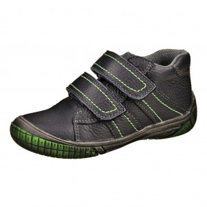Dětská obuv DPK K 51083/2W  /modrá - Boty a dětská obuv