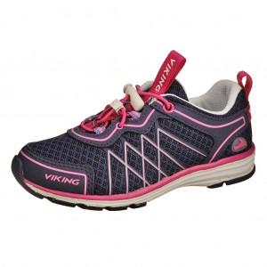 Dětská obuv VIKING Norne   /purple/dark pink -