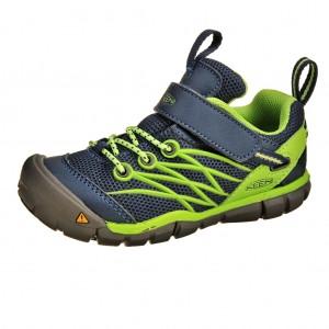 Dětská obuv KEEN Chandler   /poseidon/jasmine green -  Sportovní