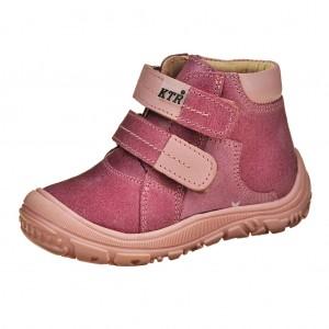 6bb991bb878 Dětská obuv KTR 162 2BA  růžová - Celoroční