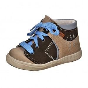 a604afb25cd Dětská obuv FARE 2126180  hnědá - Celoroční