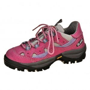 Dětská obuv OLANG Sole-kid Tex   /fuxia - Boty a dětská obuv