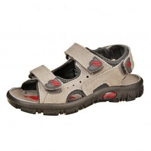 Dětská obuv Richter 8104  rock pebble - Sandály fd72f98493