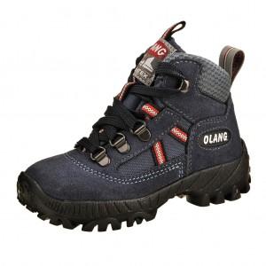 Dětská obuv OLANG Cortina-Kid.tex   /Blu - Boty a dětská obuv