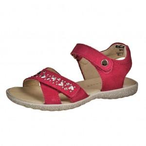 Dětská obuv Richter 5005  fuchsia - Sandály 9642fceb39