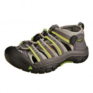 Dětská obuv KEEN Newport H2 /racer gray -  Sandály