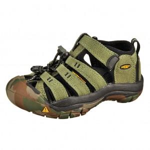 Dětská obuv KEEN Newport H2 /crushed bronze green -  Sandály