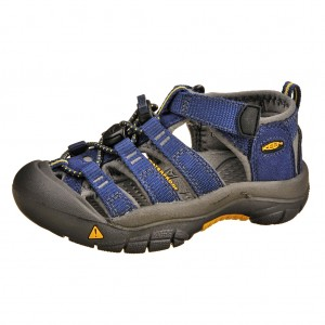 Dětská obuv KEEN Newport H2 /blue depths/gargoyle -  Sandály