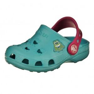 Dětská obuv Coqui   /modro-růžové - Boty a dětská obuv