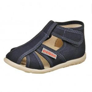 Dětská obuv Domácí obuv Ciciban NAVY -  Na doma a do škol(k)y