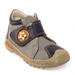 Dětská obuv KTR 152   /modrá - X...SLEVY  SLEVY  SLEVY...X