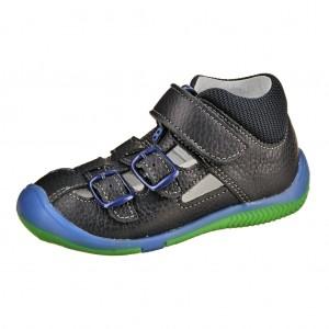 Dětská obuv DPK sandály K51034  /modré - Boty a dětská obuv