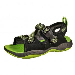 Dětská obuv KEEN Rock Iguana  /bl/jasmine gr +++ -  Sandály