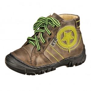 Dětská obuv KTR 169/S  /hnědé - Boty a dětská obuv
