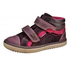 Dětská obuv Lurchi Sebi-tex  /dk.purple -  Celoroční