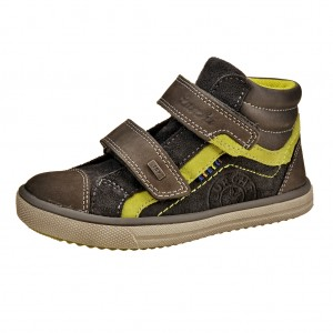 Dětská obuv Lurchi Sebi-tex  /charcoal -