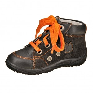 Dětská obuv Richter 0427  steel mandarino - 97b85f1007