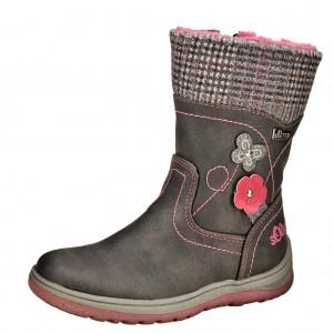 Dětská obuv s'Oliver kozačky 36421 /grey - Boty a dětská obuv