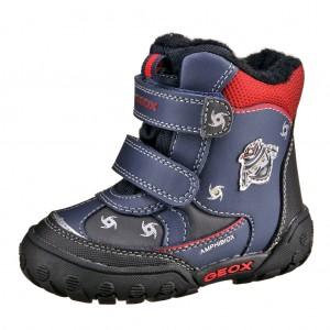 Dětská obuv GEOX B Gulp  navy red - 67a7c74432
