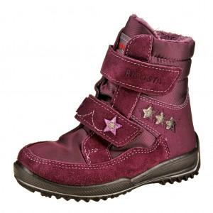 Dětská obuv Ricosta Sakura  /merlot - X...SLEVY  SLEVY  SLEVY...X