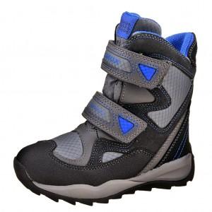 Dětská obuv GEOX J Orizont    /grey/royal - X...SLEVY  SLEVY  SLEVY...X